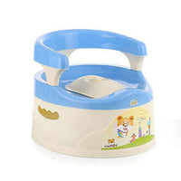 Cartoon Baby Potty Plastic