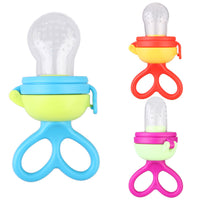 NEW Baby Dual Fruit Vegetable Feeding Soother