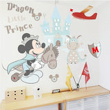 Cute Cartoon Wall Stickers