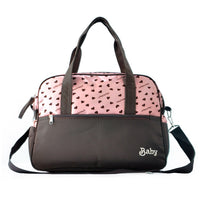 NEW Baby Diaper Bag Nylon Pink