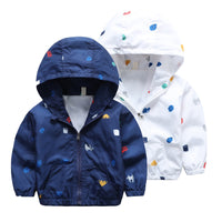 NEW 2-6T Baby Boys Girls Jacket