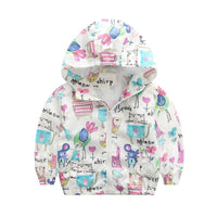 NEW Spring Cute Baby Girl Coat