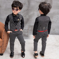 NEW Boys Vest+Pants 2pcs 3-8Y