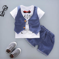 NEW 0 to 3 years boy gentleman set