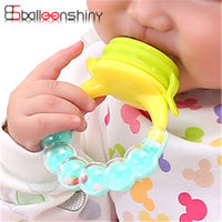 NEW Food Chew Pacifier Soft