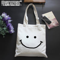 NEW MAY 22 Face Printed Shopping Bag