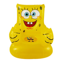 1-6 Years Sponge Bob Inflatable Sofa