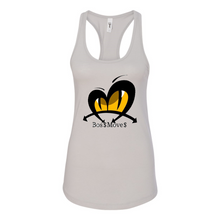 Load image into Gallery viewer, Bossmoves Women's Ideal Racerback Tank