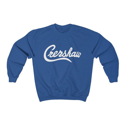 Crenshaw Shirt LA Crewneck Sweatshirt - Miss Deplorable