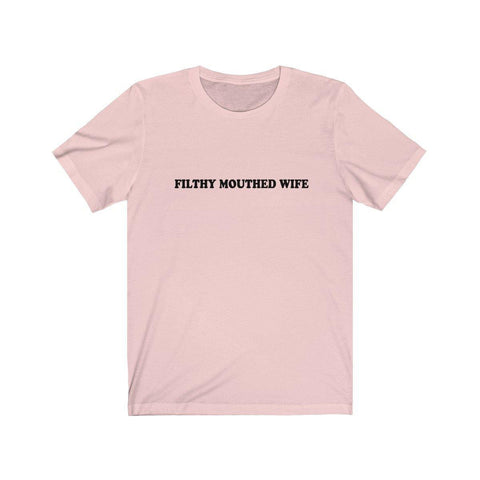 Filthy Mouthed Wife  T Shirt - Chrissy Teigen Tee - Miss Deplorable