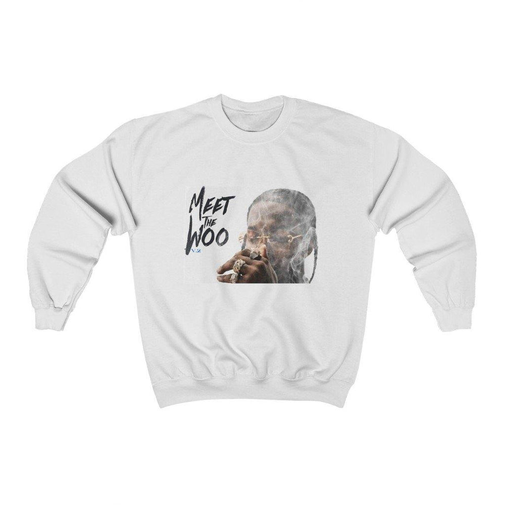 Pop Smoke Shirt - Meet The Woo Volume 2 Shirt Crewneck Sweatshirt - Miss Deplorable