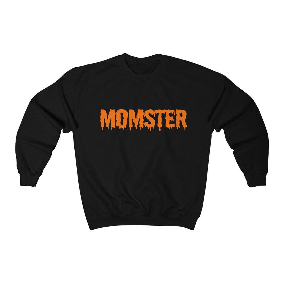 Halloween Mom Sweater - Funny Womens Momster Sweatshirt - Halloween Gifts For Mom Shirt - Miss Deplorable