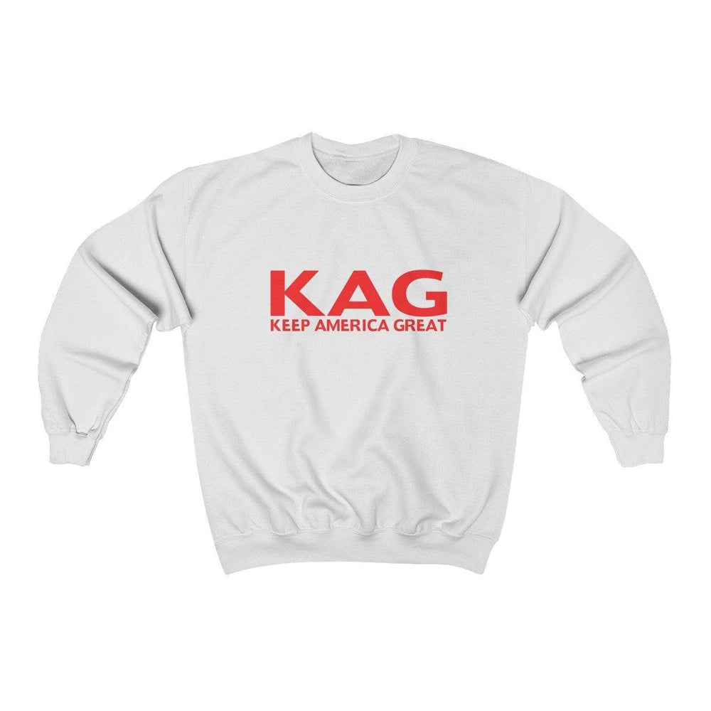 KAG 2020 Sweater - Keep America Great Sweatshirt - Womens Maga Shirt - Mens Trump Sweatshirts - Miss Deplorable