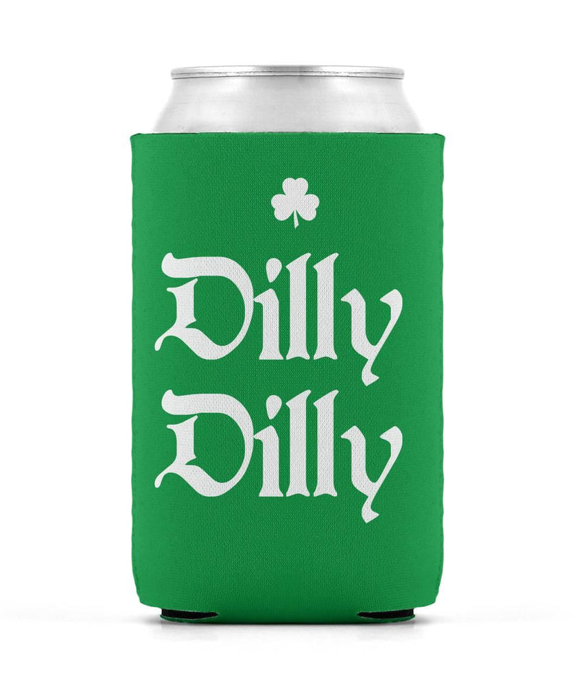 Dilly Dilly St Patricks Day Can Sleeve Can Sleeve - Miss Deplorable