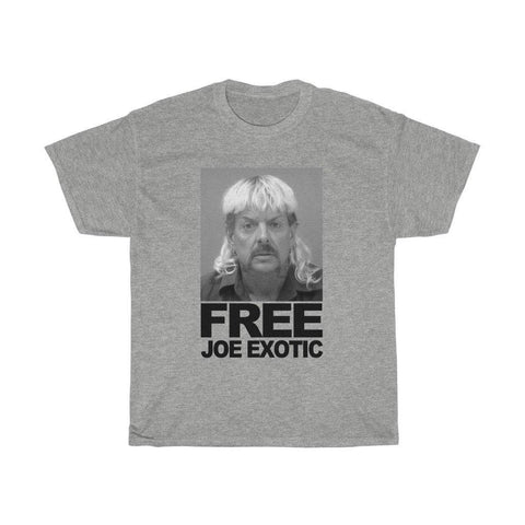Free Joe Exotic Shirt Mug Short T-Shirt - Miss Deplorable