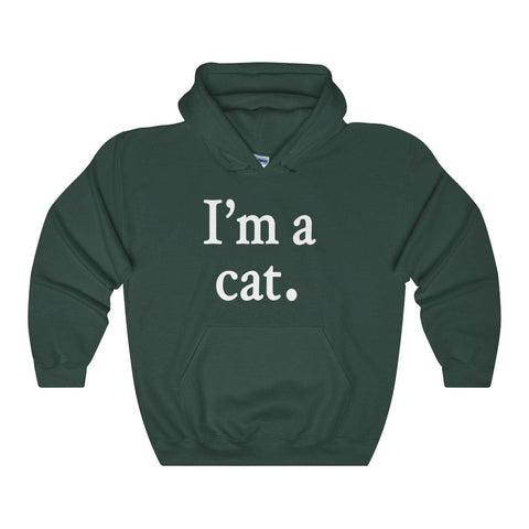 Im A Cat Paris Hilton Hoodie - Hooded Sweatshirt As worn By Paris Hilton - Miss Deplorable