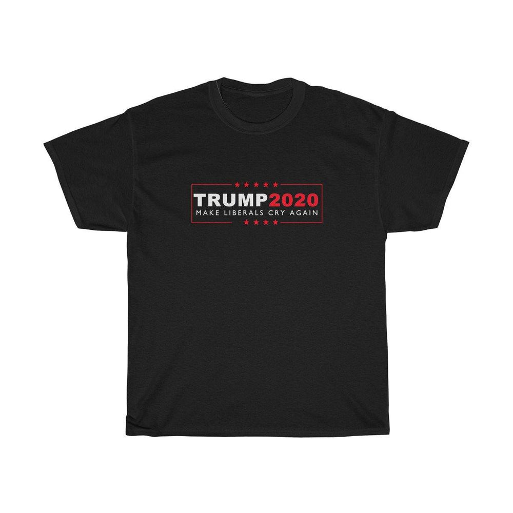 Donald Trump 2020 Make Liberals Cry Again T Shirt - Miss Deplorable
