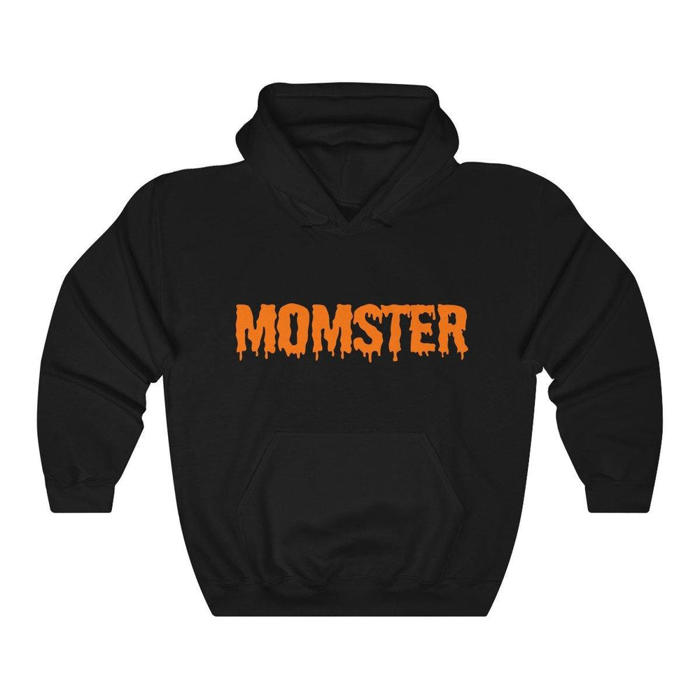 Halloween Mom Hoodie - Funny Womens Momster Hooded Sweatshirt - Halloween Gifts For Mom Shirt - Miss Deplorable