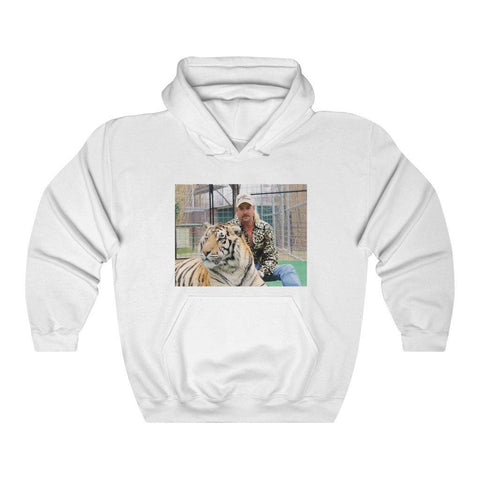 Joe Exotic Hooded Sweatshirt - Miss Deplorable
