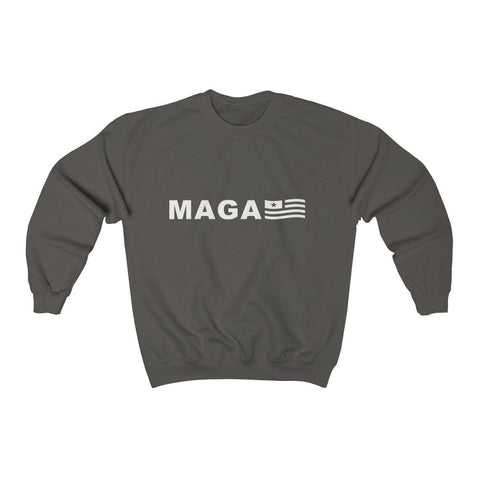 Donald Trump Make America Great Again MAGA Crewneck Sweatshirt - Miss Deplorable