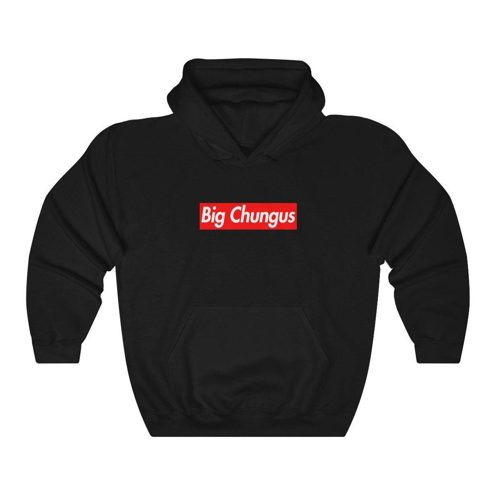 Big Chungus Hoodie - Meme Hooded Sweatshirt - Funny Meme Shirt for $39.00 at Miss Deplorable