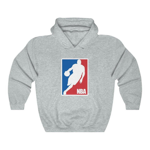 Kobe Bryant Hoodie - New Basketball Logo - Hooded Sweatshirt - Miss Deplorable