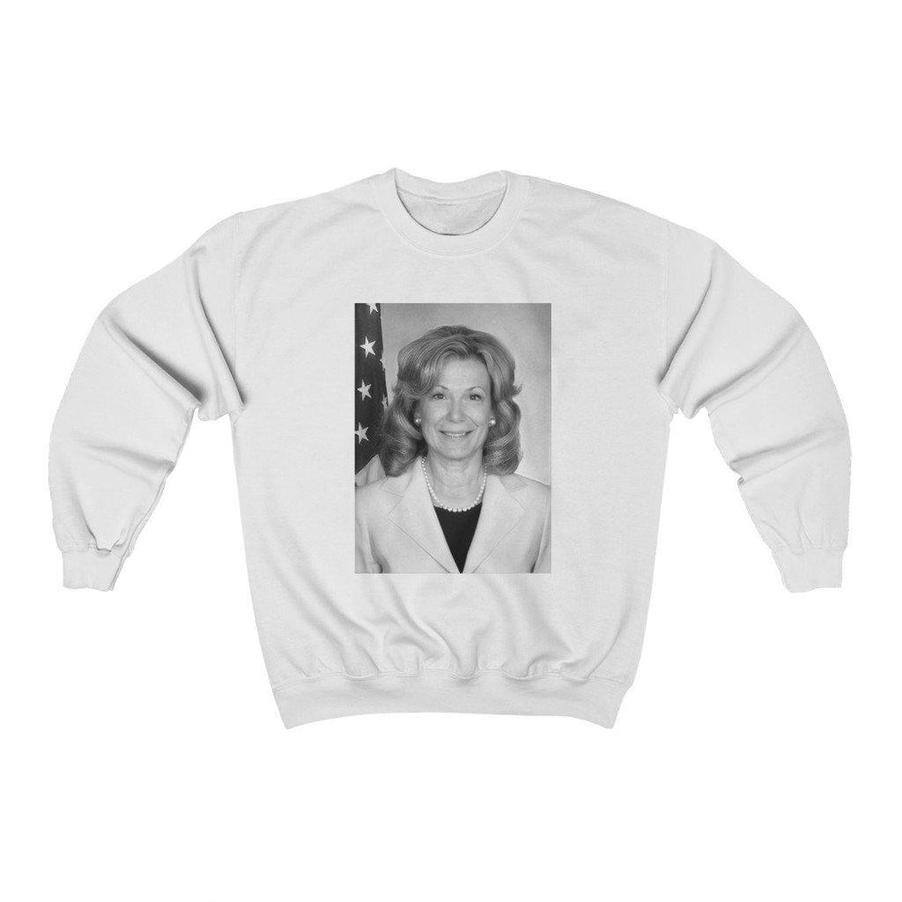 Dr. Deborah Birx Crewneck Sweatshirt for $35.00 at Miss Deplorable