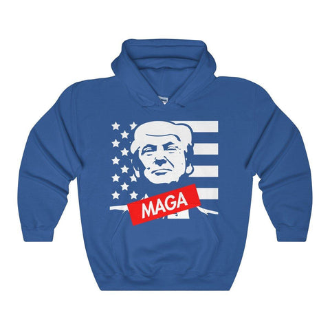 Donald Trump MAGA Hoodie - Miss Deplorable