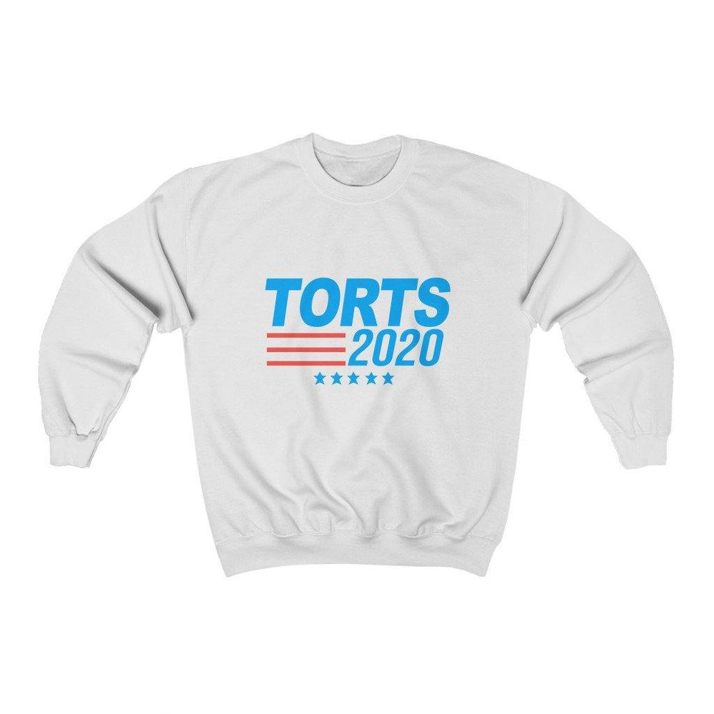 Torts 2020 Shirt Crewneck Sweatshirt - Miss Deplorable