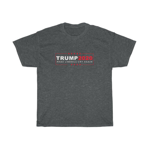Donald Trump 2020 Make Liberals Cry Again T Shirt for $25.00 at Miss Deplorable
