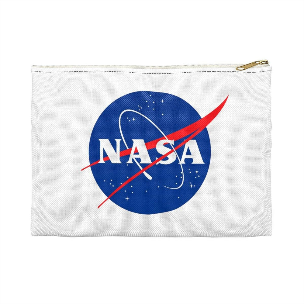 NASA Logo Accessory Pouch - Space Pouch - NASA Small Bag - NASA Purse - Miss Deplorable