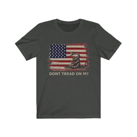 Dont Tread On Me Shirt - Gadsden Flag Tee - Chris Pratt T-Shirt - Miss Deplorable