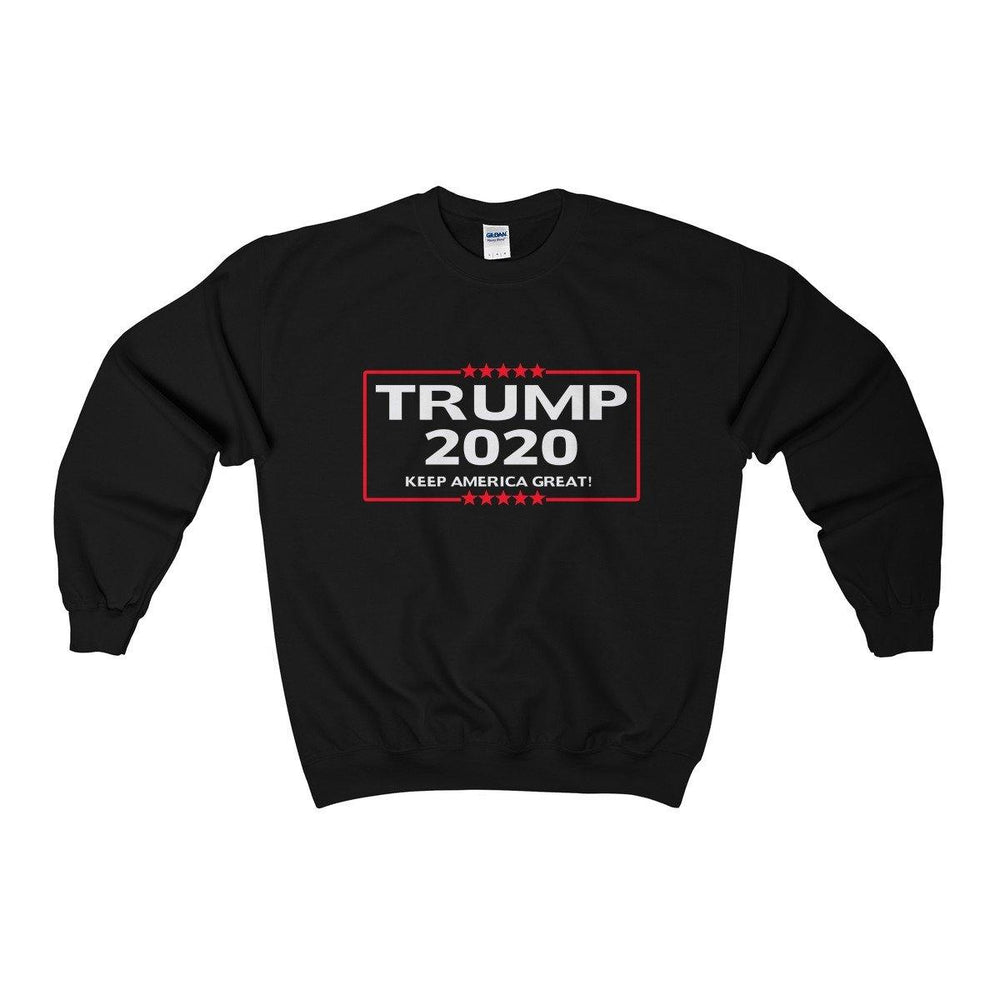 Trump 2020 Keep America Great! Crew Neck Sweatshirt for $35.00 at Miss Deplorable