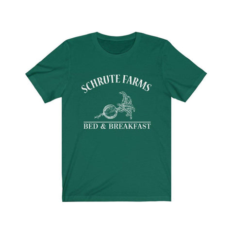 Schrute Farms Shirt -Beets Bed and Breakfast T-Shirt - Miss Deplorable
