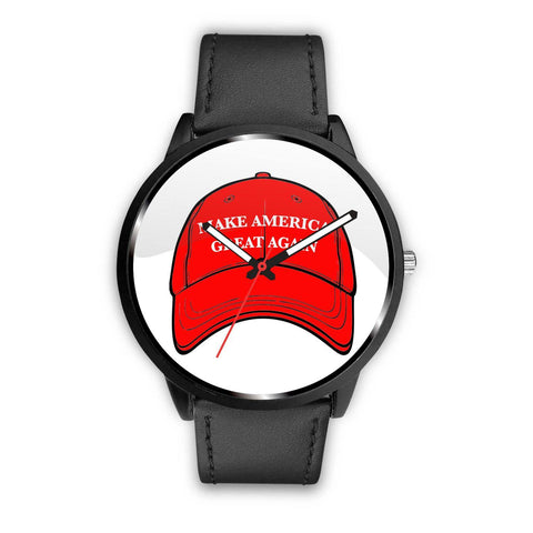 Donald Trump Make America Great Again Wrist Watch - Miss Deplorable