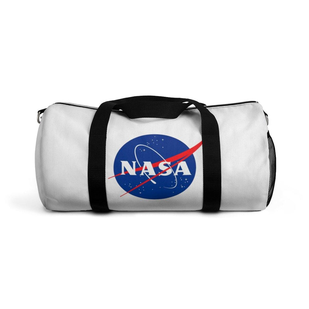 NASA Logo Duffel Bag - Space Bag - NASA Space Gym Bag - NASA Travel Bag - Miss Deplorable