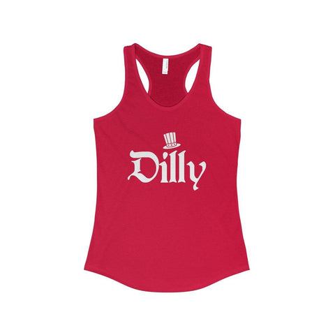 4Th Of July Couples Shirts - Dilly Dilly American Stars Matching Tank Tops - Fourth Of July Patriotic Group Tanks - Independence Day Outfits for $21.00 at Miss Deplorable