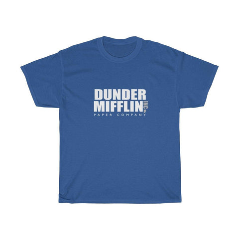 Dunder Mifflin Paper Company Shirt The Office Tv Show Tee - Miss Deplorable