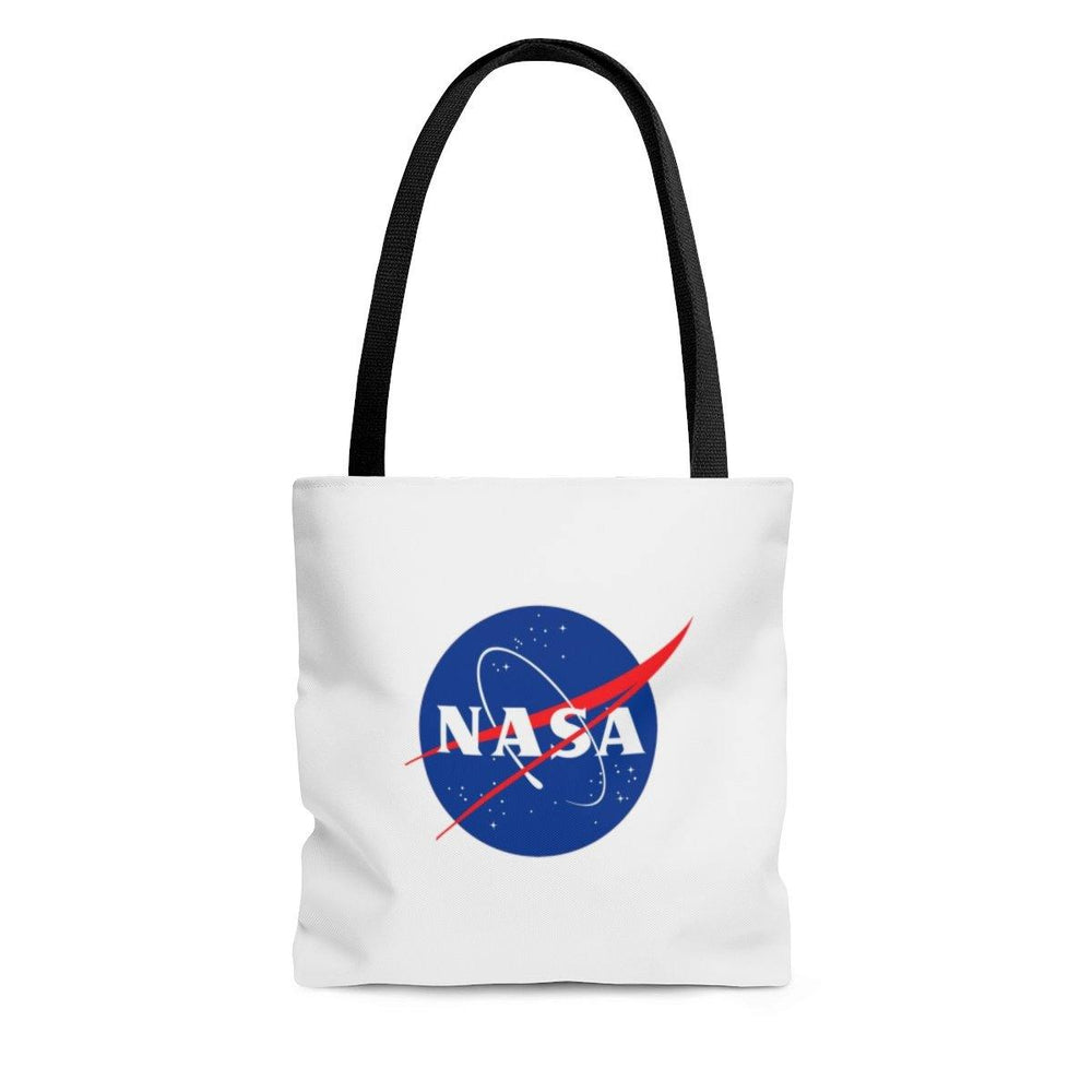 NASA Logo Tote Bag - Space Bag - Womens NASA Bag - NASA Teacher Bag - Miss Deplorable