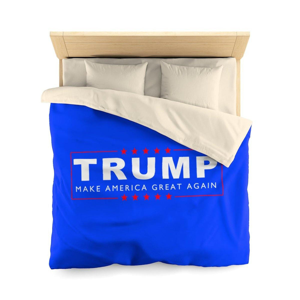 Trump Make America Great Again Duvet Cover - Miss Deplorable