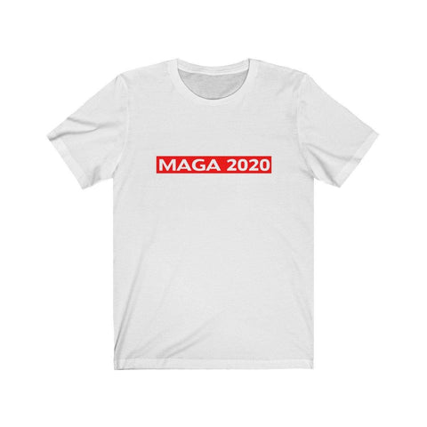 MAGA 2020 T-Shirt - Womens Trump Tee - Mens Make America Great Again Shirt - Miss Deplorable