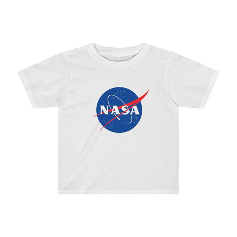 NASA Logo Kids Shirt - Space Tees - NASA Space Distressed T-Shirts - Kids NASA T-Shirt - Miss Deplorable