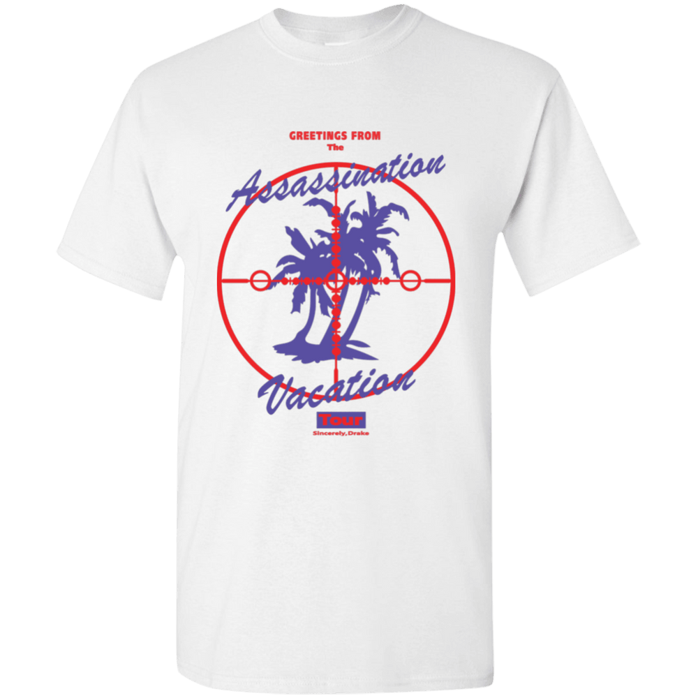 Assasination Vaction Shirt - Miss Deplorable