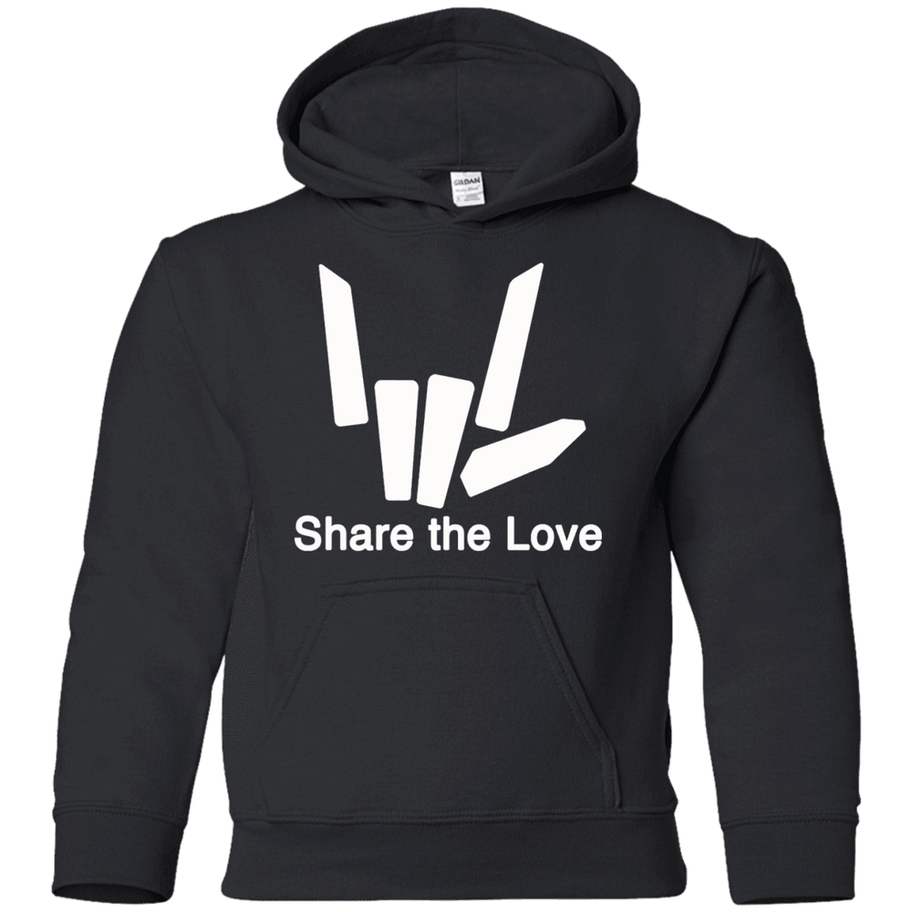 Share The Love Youth Hoodie for $39.00 at Miss Deplorable