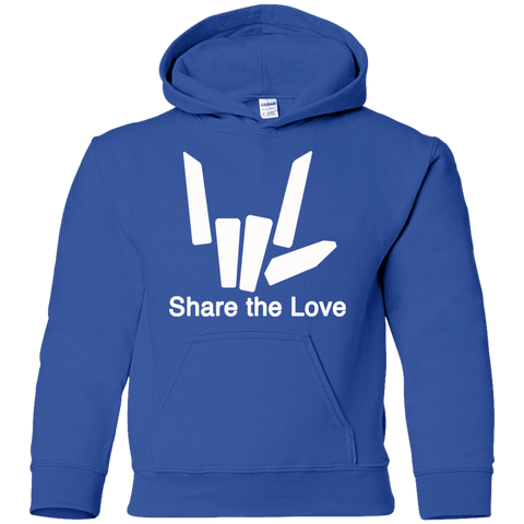 Share The Love Youth Hoodie - Miss Deplorable