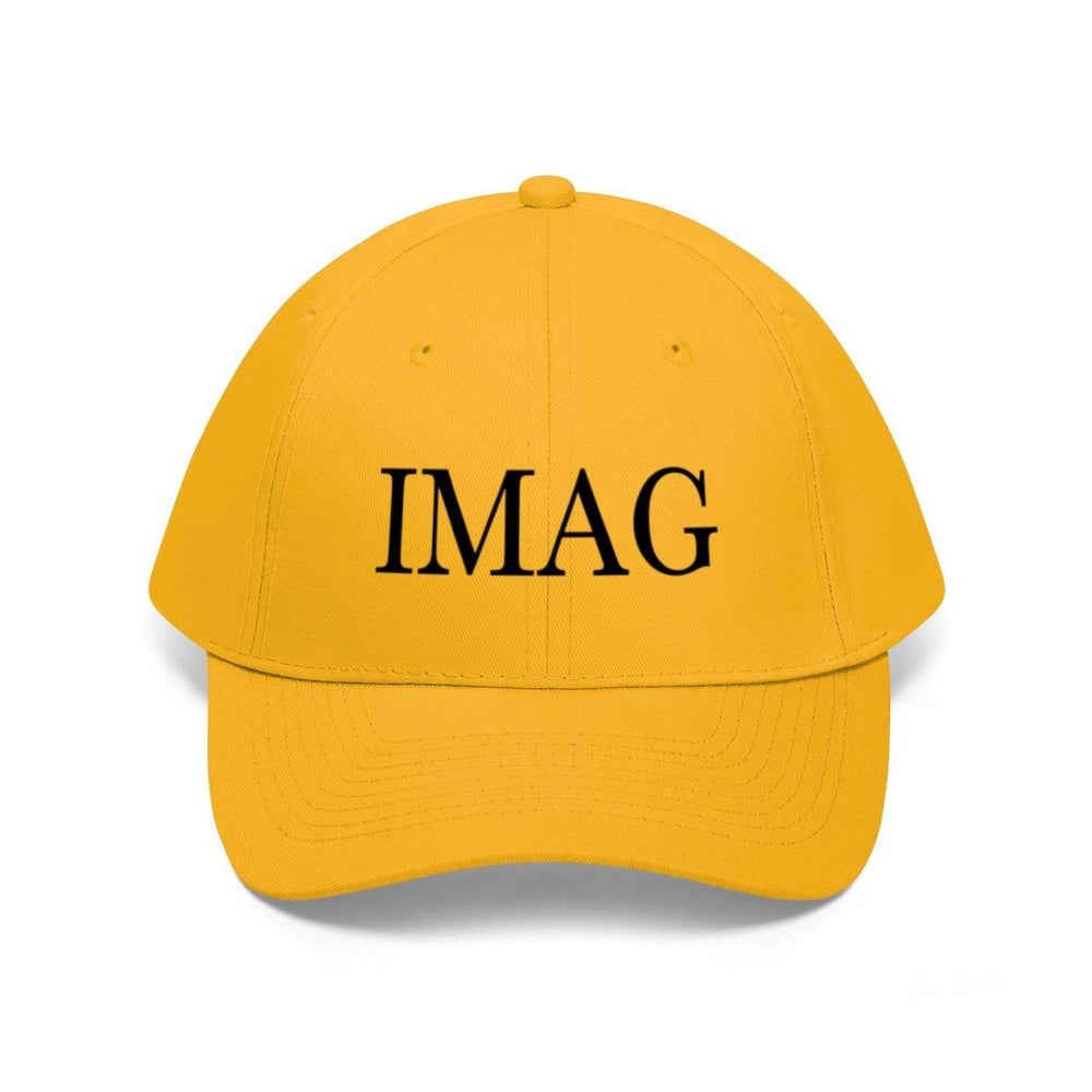 IMAG Hat - Immigrants Make America Great Cap for $29.00 at Miss Deplorable