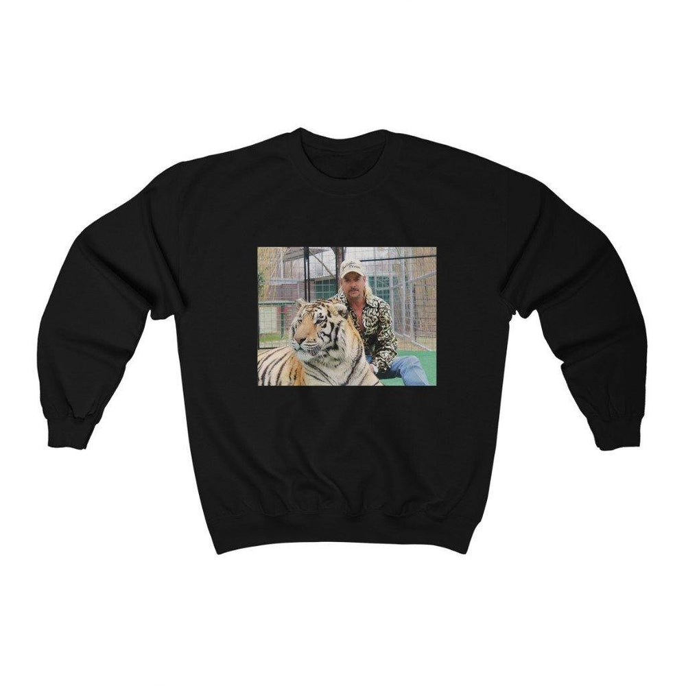Joe Exotic Crewneck Sweatshirt for $35.00 at Miss Deplorable