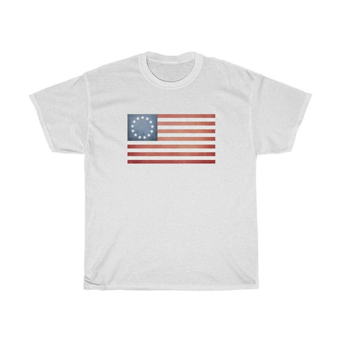 Betsy Ross Flag T Shirt for $25.00 at Miss Deplorable