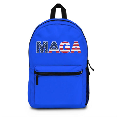 Donald Trump Make America Great Again MAGA Backpack (Made in USA) for $65.00 at Miss Deplorable
