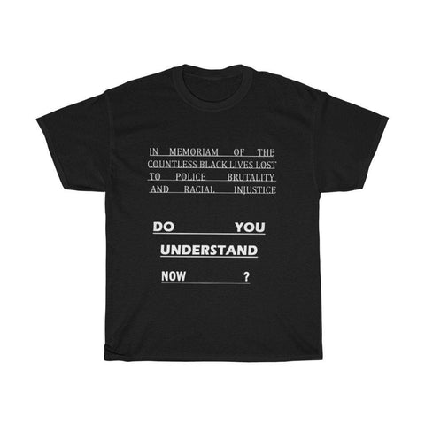 LeBron James Shirt - Do You Understand Now T-Shirt for $25.00 at Miss Deplorable